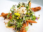 Carrot and Avocado Salad at ABC Kitchen