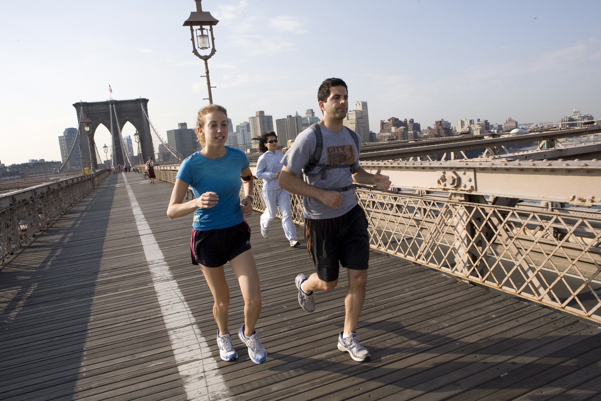 Walking and running tours