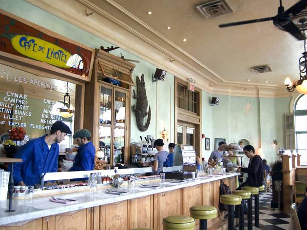 Cafe Gitane New York Jane Street