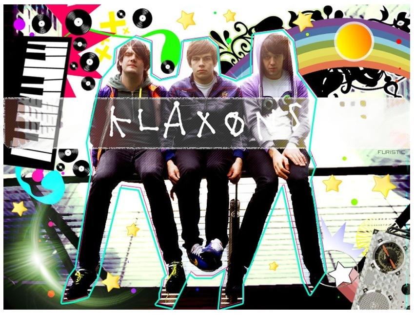 Klaxons