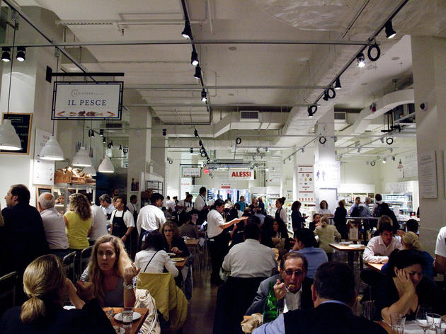 Celebrate all things Italian at Eataly's La Scuola