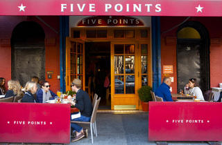 Five Points (Time Out, Photograph: Julia Gartland)