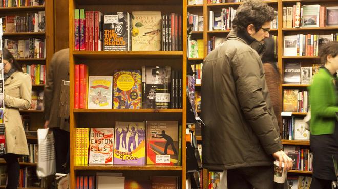Saint Marks Bookshop