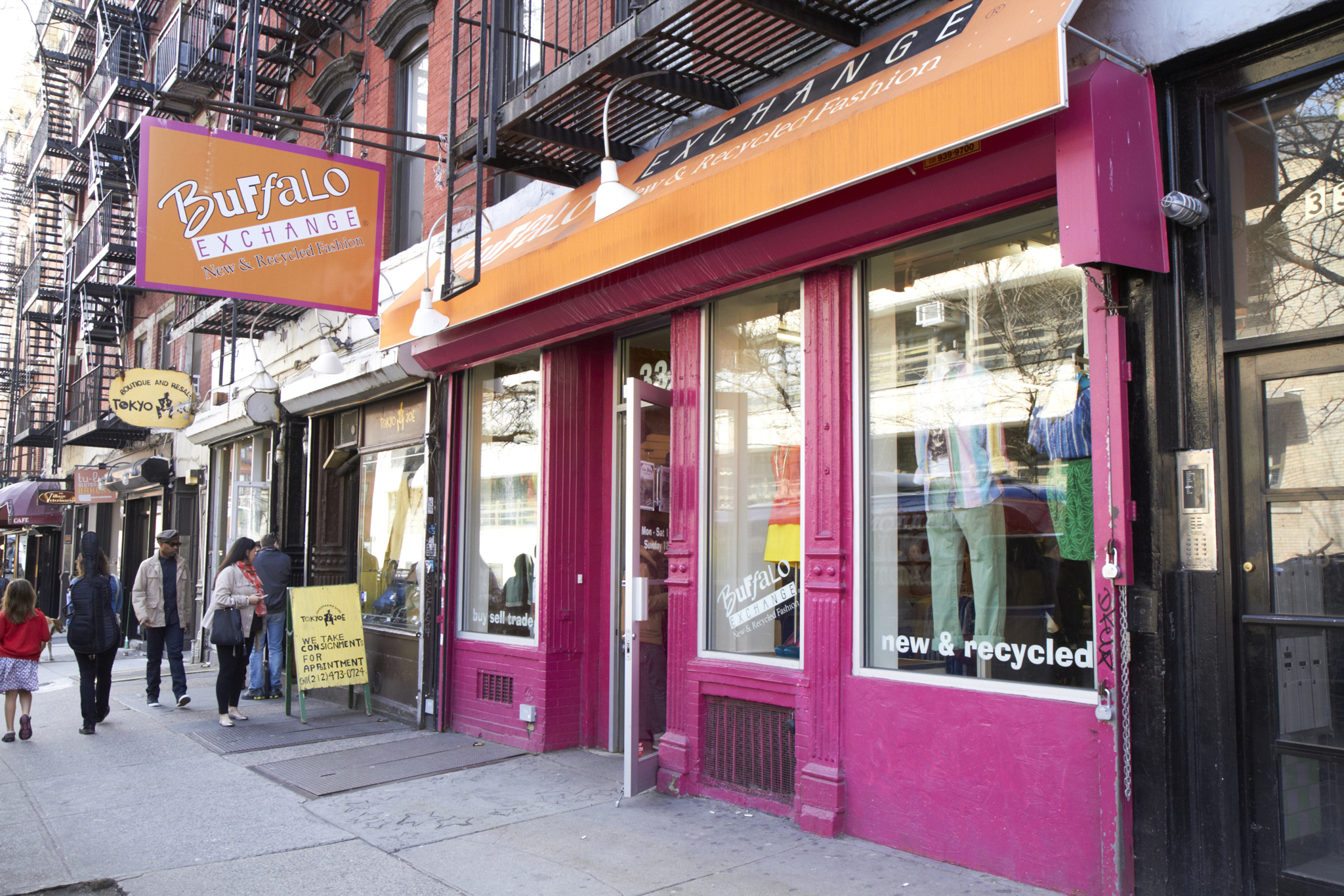 Best thrift stores in new york for secondhand shopping for A good jewelry store