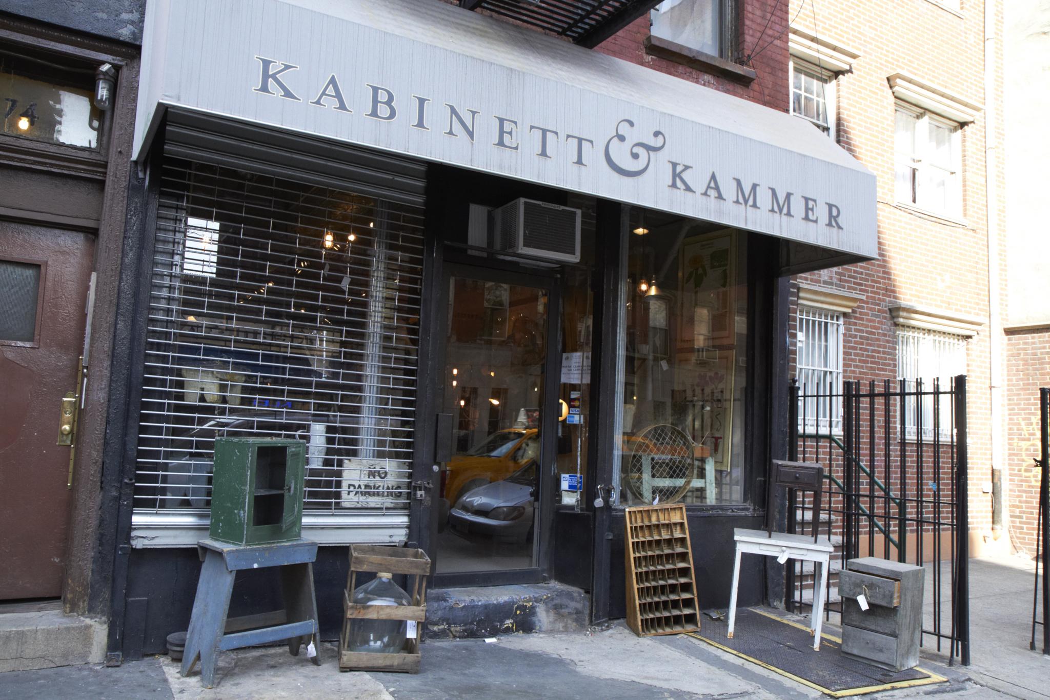 Kabinett & Kammer (CLOSED)