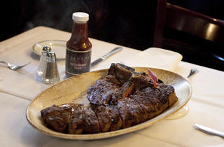 Wolfgang Steakhouse (Time Out, Photograph)