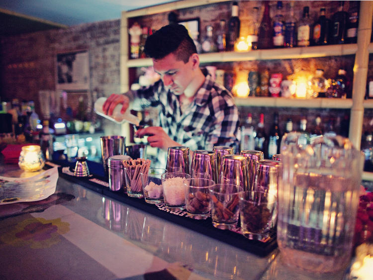 Check out the best bars on the Lower East Side