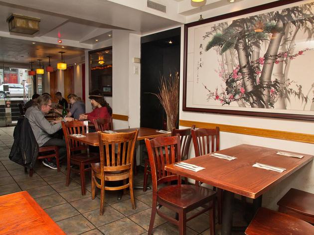 Red Bamboo (Photograph: Jessica Lin, Photograph: Jessica Lin)