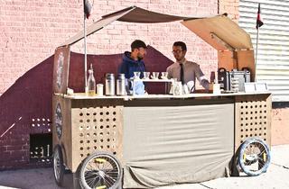 Kickstand Coffee (time out, Photograph: Jolie Ruben)