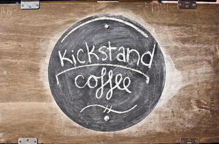 Kickstand Coffee (time out, Photograph: Jolie Ruben)