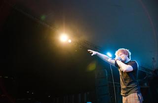 Ed Sheeran (Photograph: Marielle Solan)