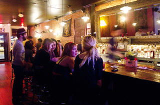 lady jay's; williamsburg; bar (Copyright Caroline Voagen Nelson, Photograph: Caroline Voagen Nels)