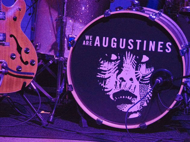 We Are Augustines (Photograph: Marielle Solan)