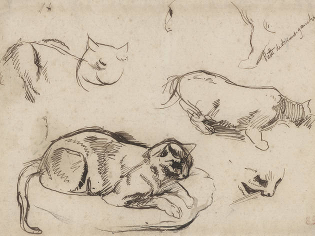 """""""In the Company of Animals: Art, Literature, and Music at the Morgan"""
