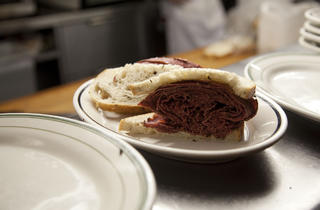 Ben's Kosher Delicatessen (Photograph: Melissa Sinclair)
