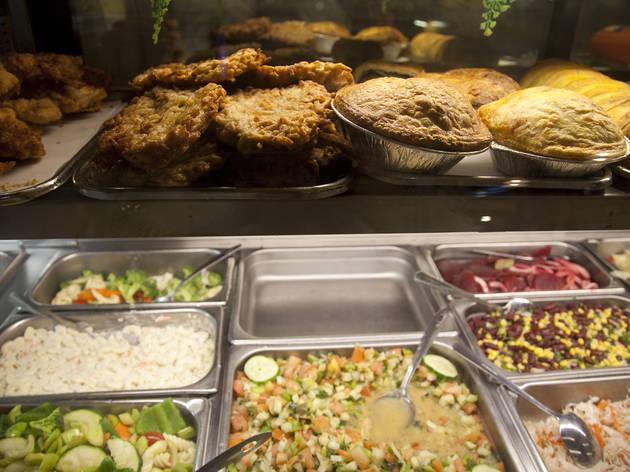 Ben's Kosher Delicatessen (Photograph: Melissa Sinclair)