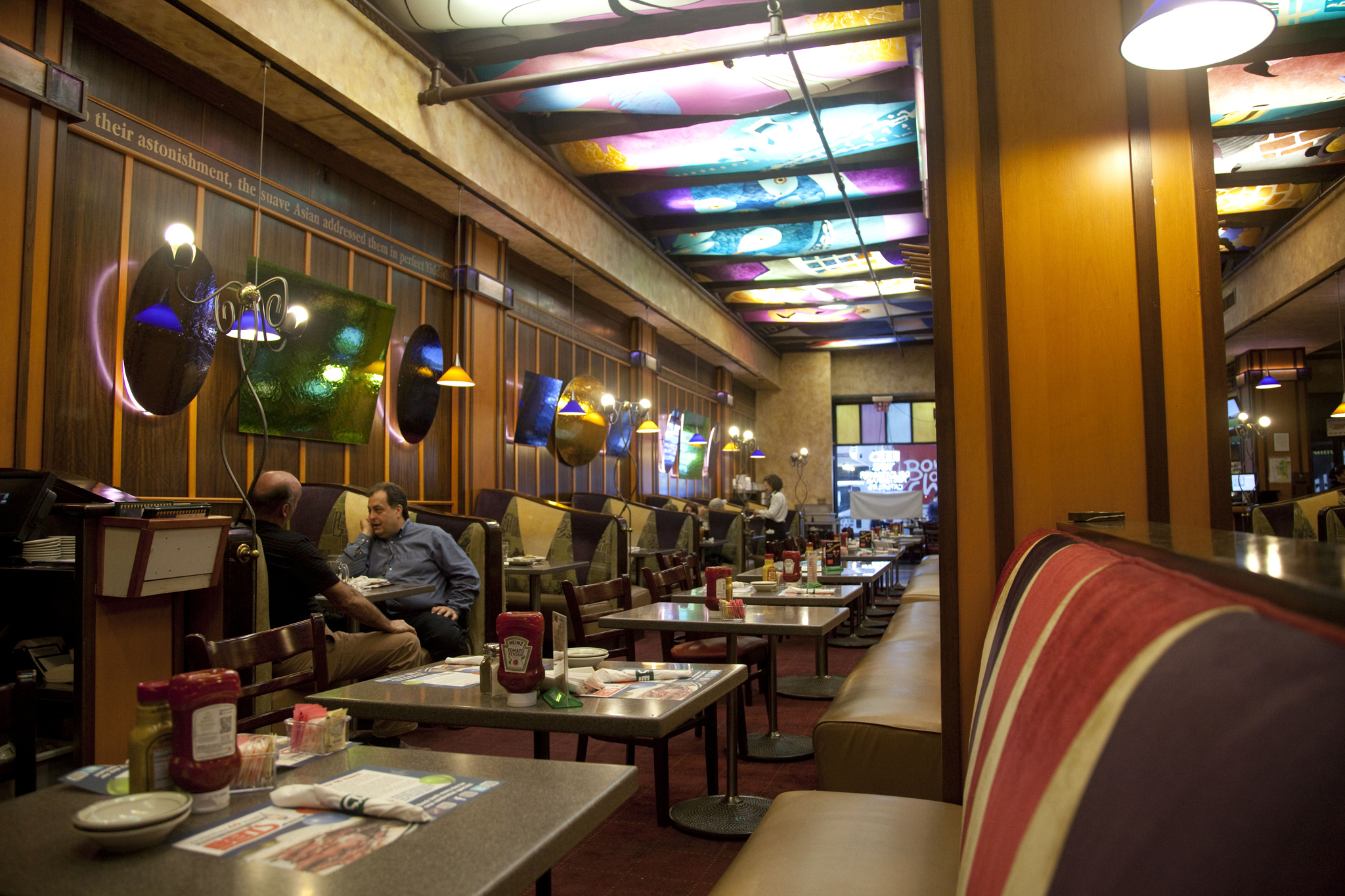 Kosher Dairy Restaurant London