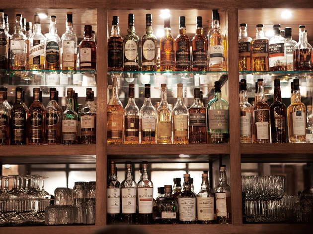 Highlands Bars In West Village New York