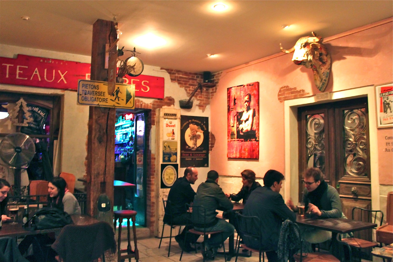 Troll Café / © Camille Griffoulières
