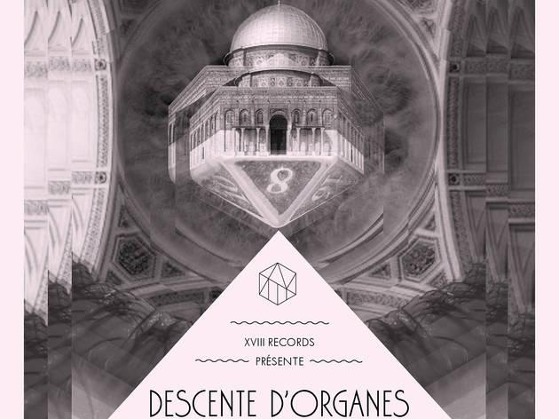 Yussuf Jerusalem + Descente d'Organes