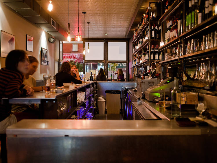 Check out the best wine bars in NYC