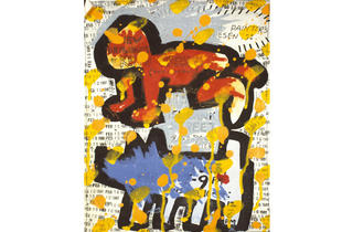 (Photograph: Collection Keith Haring Foundation. © Keith Haring Foundation)