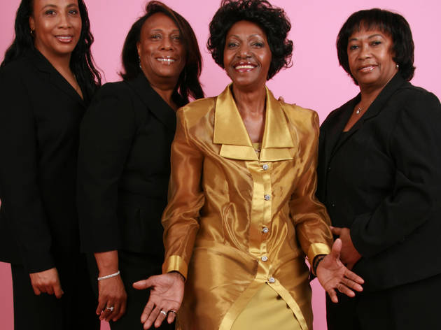 Naomi Shelton & the Gospel Queens