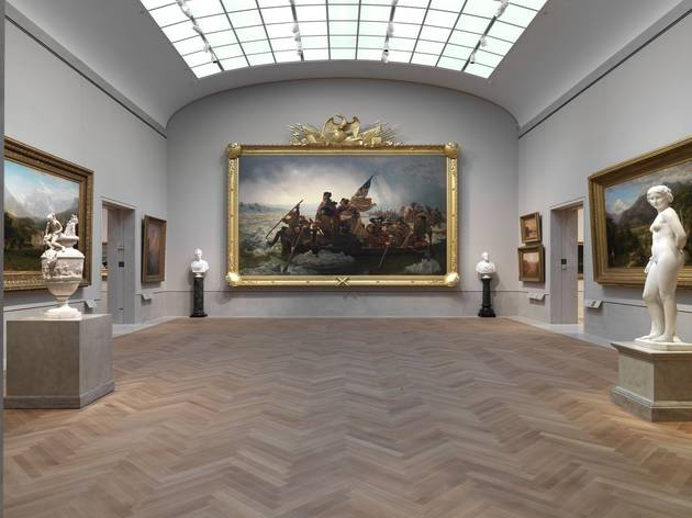 The New American Wing