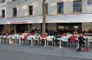 Café Beaubourg (© Camille Griffoulières)