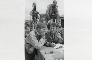 George Stevens (Photograph: Courtesy the Margaret Herrick Library)