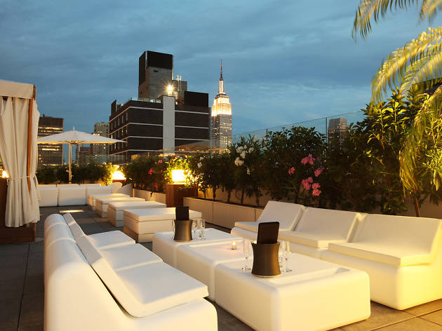10 rooftop bars you can go to for New Year's Eve