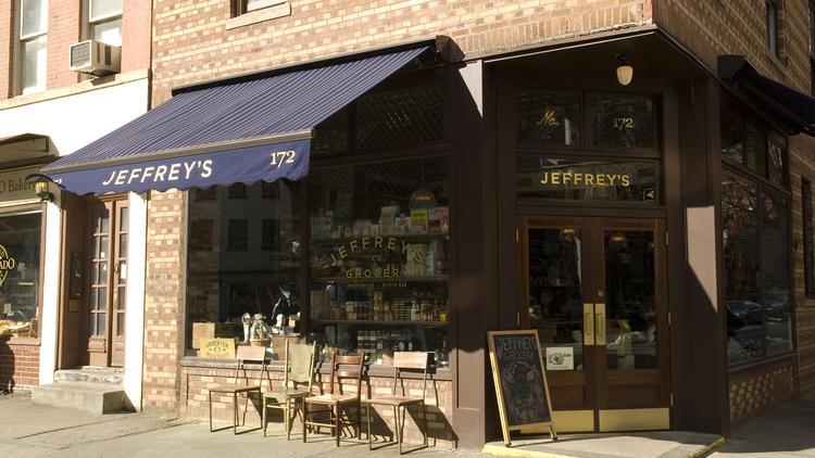 Jeffreys Grocery (Photographer: Phyllis B. Dooney)
