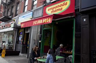 Empanada Mama (Photograph: Anna Simonak)