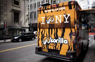 Korilla BBQ (Photograph: Anna Simonak)