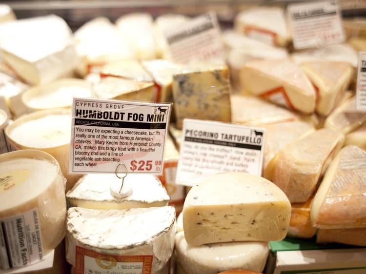 Cheese 101 at Murray's Cheese