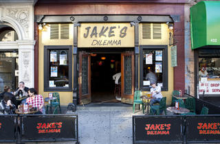 Jake's Dilemma (Photograph: Jakob N. Layman)