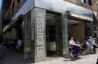 Delicatessen (Photograph: Tova Carlin)