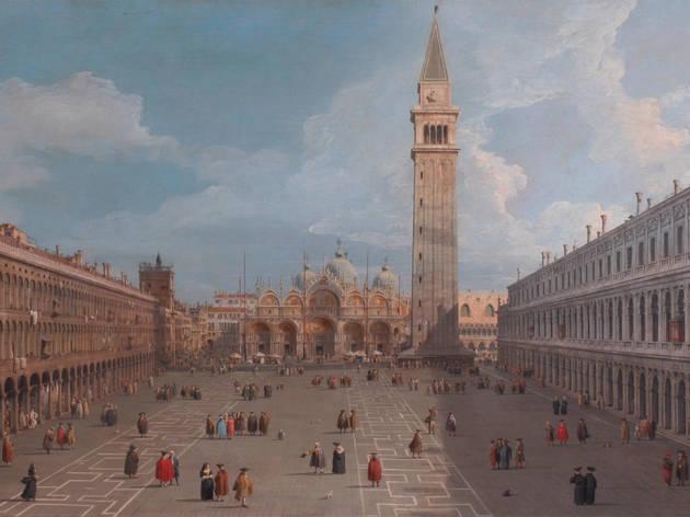 Canaletto à Venise