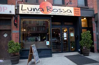 Luna Rossa (Photograph: Jessica Lin)