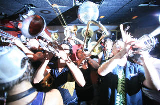 What Cheer? Brigade + Raya Brass Band + DJ Porcupine