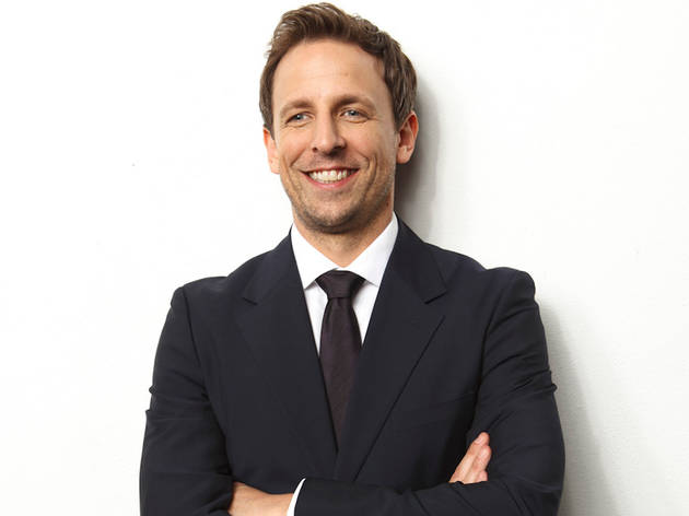Interview: Seth Meyers