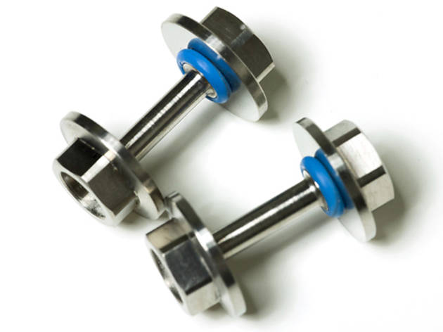 Hardwear Accessories Cuffbolt cufflinks
