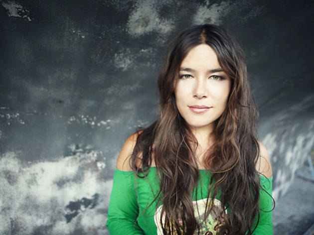 Rachael Yamagata + The Dove and the Wolf + Hemming