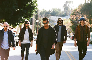 The Temper Trap + Walking Shapes