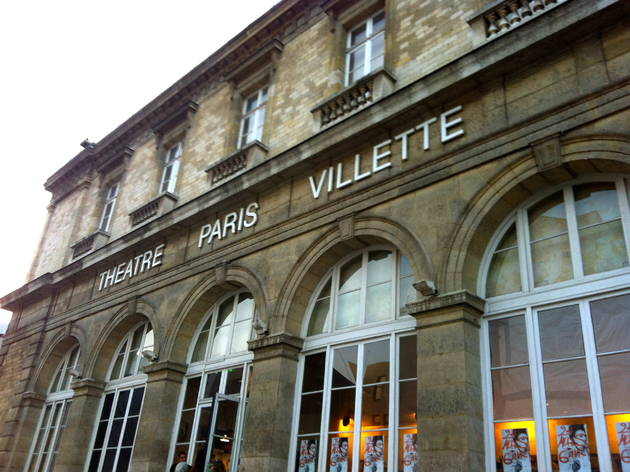 Paris-Villette