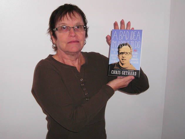 A Bad Idea I'm About to Do by Chris Gethard (Da Capo Press, $16) Reviewed by Sally Gethard