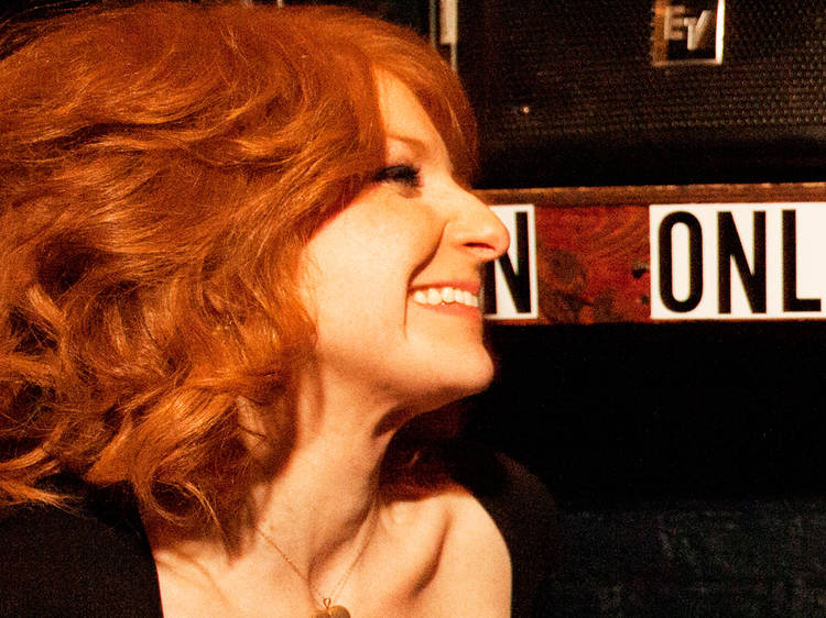 Julie Klausner (julieklausner.com), comedian and host of the podcast How Was Your Week?