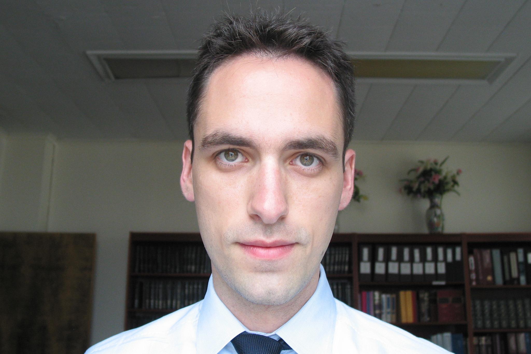 Jake Dobkin, publisher and cofounder of Gothamist