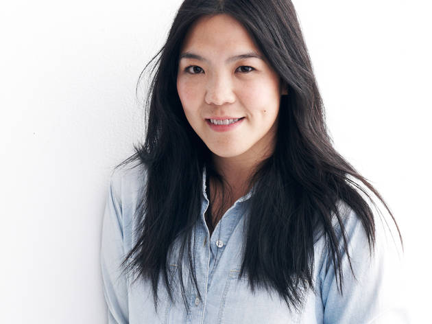 Kin Ying Lee, head designer for Madewell