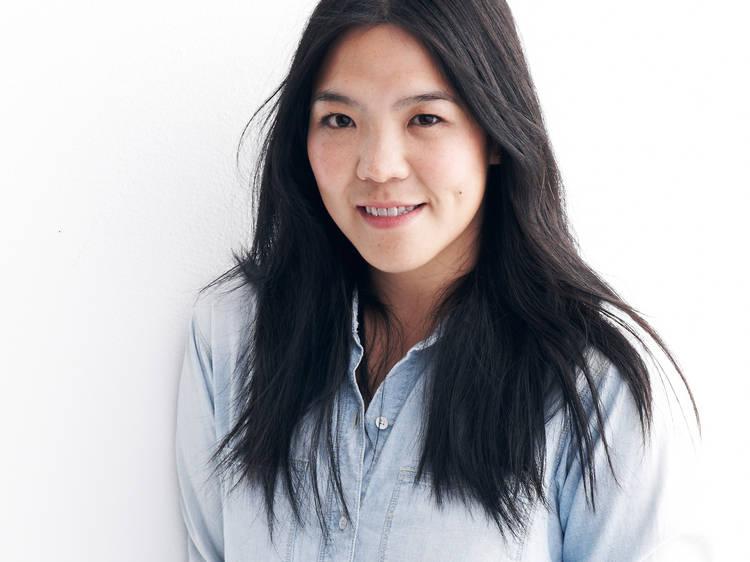 Kin Ying Lee, head designer for Madewell